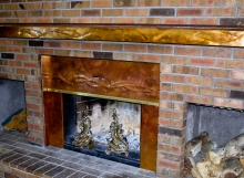 Copper-Fireplace