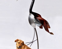 bird_sculpture_with_dog